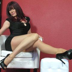 Pantyhose Legs und High Heels! - Juicy-Julie