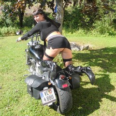 Geile Biker-Braut (1 /2 ) - Kendra_Kay