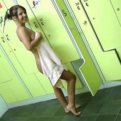 OMG - Umkleide-Kabine Sauna in FFM - JuliettaSanchez