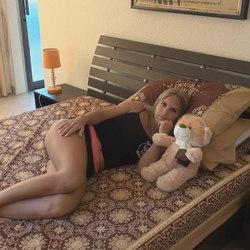 Heftig ! - Teddy war schuld :D - JuliettaSanchez