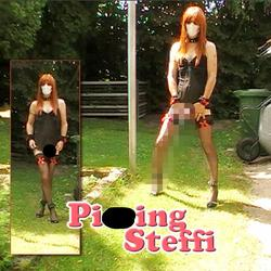 Pissing Steffi - Francine-Steffi