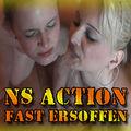In PISSE fast ERSOFFEN /// NS KUSS - MIA-BITCH