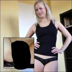 Stiefbruder beim Wichsen erwischt !!! - blondehexe