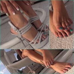 Just Feet (Userwunsch) - JuliettaSanchez
