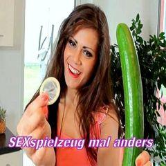 Sexperiment-GEMÜSETOY SEXspielzeug mal a - Nichtmehr17