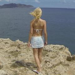 Ich am Meer... P16! - ShaiyaShy