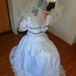 Bondage bride - bondageangel