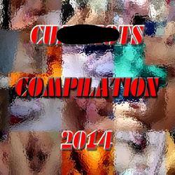 CUMSHOTS COMPILATION 2014 - luke_hot17