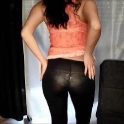 Der Leggins orgasmus - HotNatalie91