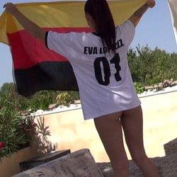 Alle 3 Löcher für Deutschland! - EvaLopezzz
