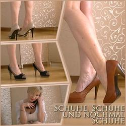 Schuhe, Schuhe und nochmal Schuhe - ReifeKerstin69
