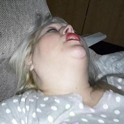 Orgasmus vorm schlafen - Blasflittchen
