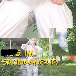 Piss im Saunaanzug - lolicoon