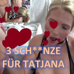 3 Schwänze für Tatjana - TatjanaYoung