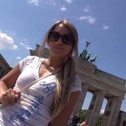Vom Fan erkannt am Brandenburger Tor - JuliettaSanchez