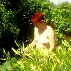 Vojeur Video-  Frau Nackt ! - Schnupphase91