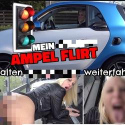 Mein geilster AMPEL FLIRT | anhalten fre - Lara-CumKitten