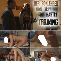 Der Boxlehrer und sein hartes Training - - XANIA-WET
