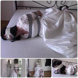 Tape bride - bondageangel