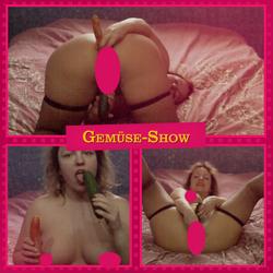 Gemüse-Show - ReifeSandra