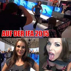 Auf der IFA 2015 - aische-pervers