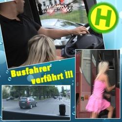 DREIST ! Öffentlicher Bus ! FAHRER verfü - nightkiss66