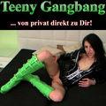 Teeny Gangbang - MeliDeluxe